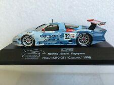 "ONYX XLM99003 Nissan R390 GT1 ""Calsonic"" #32 24h Le Mans 1998 1/43"