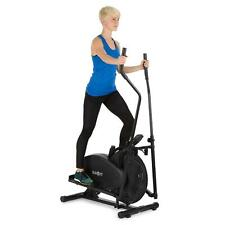 Crosstrainer fitness Appareil elliptique Stepper Cardiotraining Charge max 100kg
