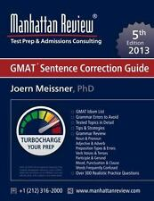 Manhattan Review GMAT Sentence Correction Guide [5th Edition] : Turbocharge...