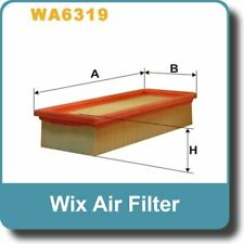 NEW Genuine WIX Replacement Air Filter WA6319