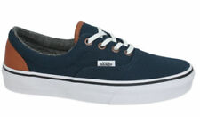 Calzado de hombre zapatillas de lona de color principal azul de lona
