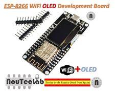ESP8266 ESP12F OLED NodeMCU WiFi WeMOS Development Board