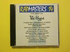 Rapmasters 14 The Best Of The Hype Rob Base Public Enemy De La Soul CD