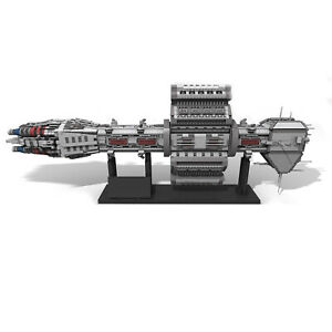 Spaceship with Dispaly Stand Building Blocks Toys 4700 Pieces Bricks for Adults