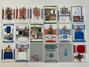 2019-20 National Treasures Base Printing Plate Jersey Auto Patch Lot 18 Harden +