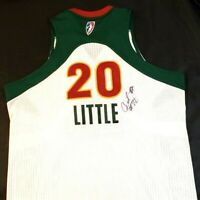 Seattle Storm CAMILLE LITTLE Signed Basketball Jersey Autographed Adidas Bing