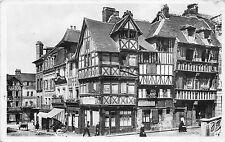 BR29842 Lisieux place de la halle au Beurre les vieilles maisons france