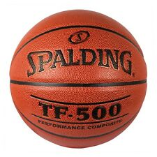 Spalding TF-500 Composite Leather Basketball [Size 6] + Free Aus Delivery