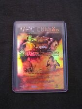2010 Topps FPR-UFC 31 Randy Couture vs Pedro Rizzo Locked and Loaded