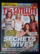 TV & SATELLITE WEEK - DESPERATE HOUSEWIFES - 23 APRIL 2005