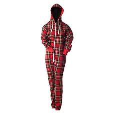 Unisex Tartan Onesie Nightwear, Stewart Royal, All Sizes