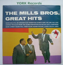 MILLS BROTHERS - Great Hits - Excellent Condition LP Record MCA MCL 1649