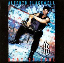 Body of Soul by Alfonzo Blackwell (CD, Sep-1998, Zomba (USA))