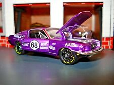 65fb676bff4dc M2 1968 FORD MUSTANG FASTBACK 5.0 302 RACING CAR LIMITED EDITION 1 64  DETAILED