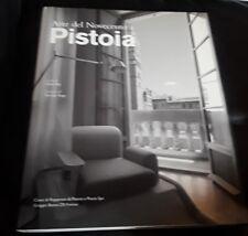 Arte del Novecento a Pistola. Carlo Sisi Italian coffee table book like new