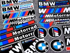 Motorrad Helmet Sticker Side Panniers Fuel Tank Decal For BMW R1200GS F800 F750