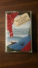 A Mountain Gospel Christmas - Homeland - 1991 - Cassette Tape