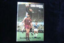 Eikon König Fussball 1967/68: sehr gutes Leeralbum