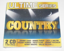 COUNTRY - ULTIME COMPILATION COFFRET 2CD