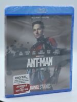 Ant-Man (Blu-ray+Digital, 2017: MCU Phase Two) NEW