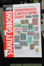 Stanley Gibbons British and Commonwealth 2018 stamp catalogue