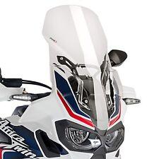 Tourenscheibe Puig Honda Africa Twin CRF 1000 L 16-17 klar Windschutzscheibe