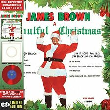 BROWN,JAMES-SOULFUL CHRISTMAS (LTD) (RED) (COLL) (MLPS) (RMST)  CD NEW