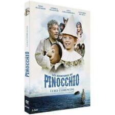 "DVD ""Les Aventures de Pinocchio"" Luigi Comencini  NEUF SOUS BLISTER"