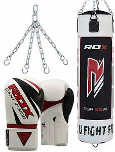 RDX Punching Bag Boxing Set