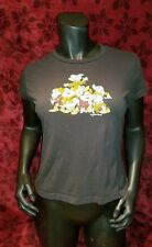 SMALL Seven Dwarves T-shirt: Punk Rock Retro Snow White 7 Disney dopey sleepy