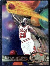 1997 Fleer Metal Universe MICHAEL JORDAN #23 🔥