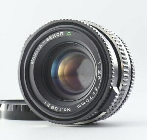 Ex+ 5 Mamiya Sekor C 70mm F/2.8 Ls Modelo Objetivo Para M645 1000S Super Pro De