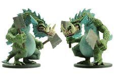 Pathfinder Miniatures Mar Troll 35/55 D&D cráneo