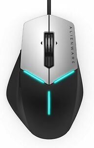 BRAND NEW GENUINE ALIENWARE AW558 ADVANCED GAMING MOUSE CUSTOMISABLE 9 BUTTONS