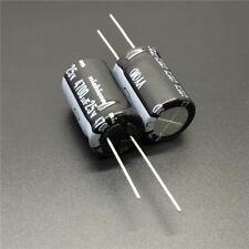 10PCS Nichicon KW 4700uf 6.3V 4700mfd audio Capacitor caps 12.5mm*20mm