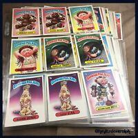 Garbage Pail Kids Series 4 -1986- Complete Set w/ Sleeve 1 Original Opened Pack
