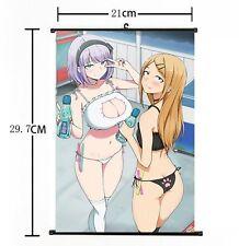 Hot Japan Anime Dagashi Kashi Hotaru Shidare Home Decor Poster Wall Scroll 01