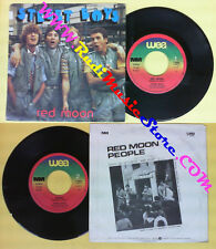 LP 45 7'' STREET BOYS Red moon People 1981 italy WEA T 18927 no cd mc dvd (*)