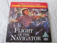 DVD promo  FLIGHT OF THE NAVIGATOR