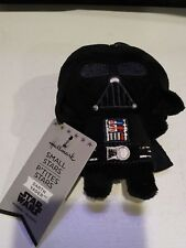Hallmark Small Stars Star Wars Plush Darth Vader Christmas Holiday Ornament