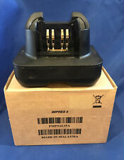 New Motorola Impres 2 Smart Battery Charger Base Only Single Unit Pmpn4135a Xts