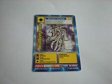 Carte Digimon Skullgreymon !!!