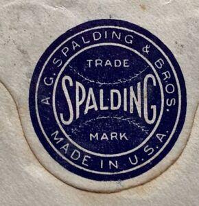 1915 NEW ORLEANS LA AG SPALDING BASEBALL AD ENVELOPE ! STAMPS MACHINE CANCEL W@W