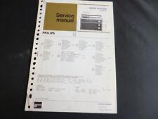 Original Service Manual Philips  RADIO 50IC326