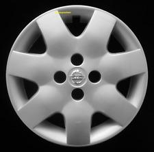 Set 4 Pezzi Borchie  Copricerchi Coppe Ruota 15'' Compatibili Per Nissan Micra