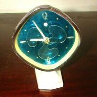 Vintage Alarm Clock Rare Alarm Clock Is Like A Fan, Unique And Interesting. #142