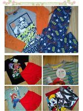 NICE 100% NEW BUNDLE BOY CLOTHES 9/10 YRS SPIDERMAN HULK STAR WARS DISNEY  (3)