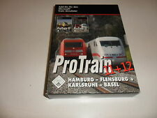 PC  Train Simulator - ProTrain 11 + 12: Hamburg - Flensburg + Karlsruhe - Basel