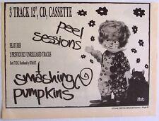 Smashing Pumpkins 1992 Advert Peel Sessions