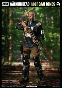 Morgan Jones Threezero 1:6 Scale The Walking Dead Series Collectible Doll